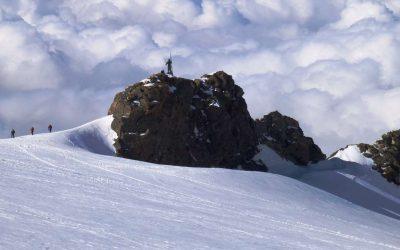 Alpinismo su neve e ghiacciai
